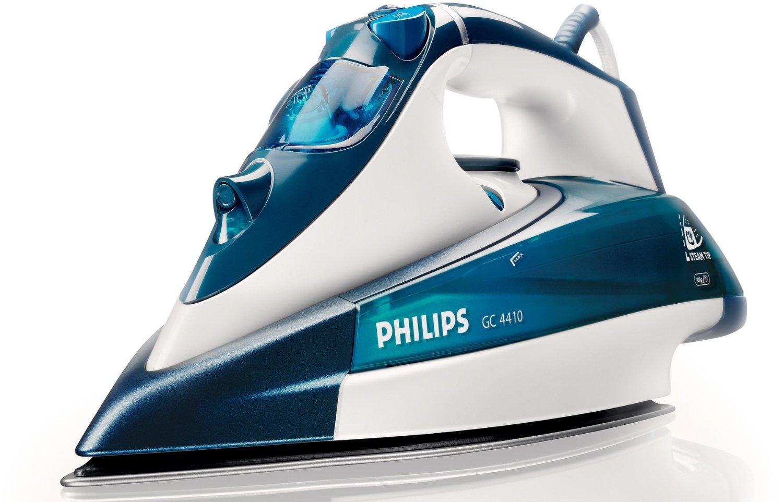 Amazon:  Philips Dampfbügeleisen GC4410/02 um  33,99 € (Preisvergleich: 50,37 €
