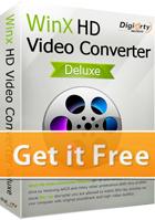 WinX HD Video Converter Deluxe V5.9.0