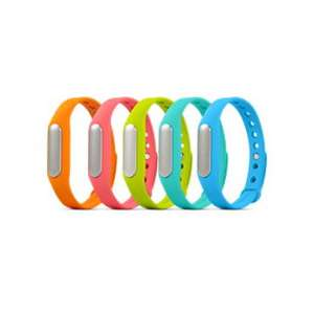 Original Xiaomi Mi Band Ersatzband (6 Farben) für je 0,98 € bei allbuy