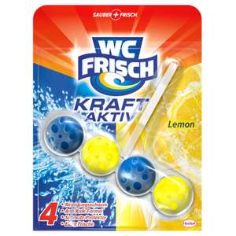 Amazon: WC Frisch Kraft-Aktiv Duftspüler Frische Brise, WC Frische, 5er Pack (5 x 1 Stück) Ersparnis: 0,73 per Stück