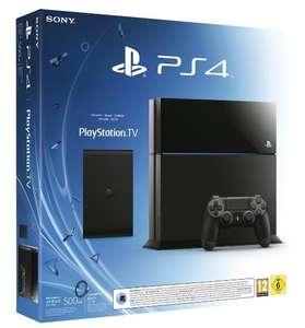 [Amazon.fr] PS4 500GB + Playstation TV für 305€