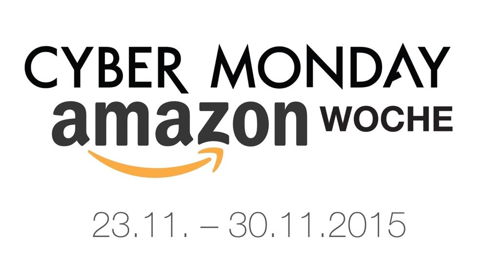 Tag 1. Amazon Cyber Monday Angebote ein paar Highlights mit Uhrzeit