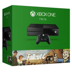 Update [Saturn.DE] Xbox One 1TB Fallout 4 + Fallout 3 Bundle für 300€
