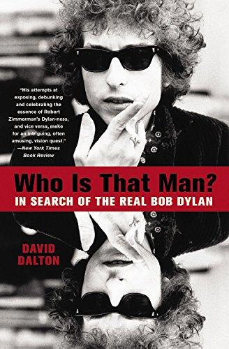 [Amazon.de][Buch] Who Is That Man?: In Search of the Real Bob Dylan (Englisch) für 0,01€ vorbestellen