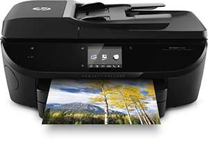 Amazon: HP Envy 7640 e-All-in-One Drucker (Scanner, Kopierer, Drucker) für 111€