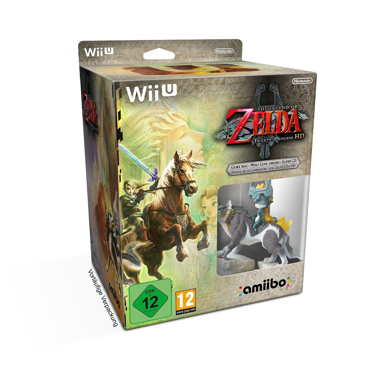 The Legend of Zelda: Twilight Princess HD Limited Edition - [Wii U]