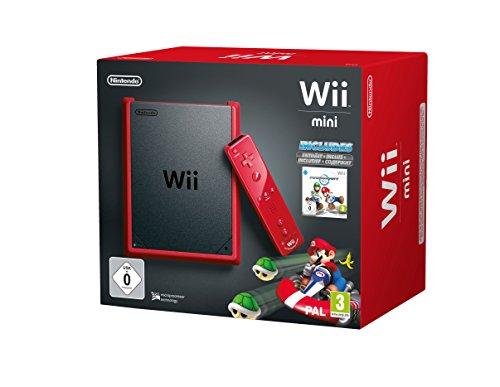 Amazon Cyber Monday Woche Wii - Konsole mini Mario Kart Bundle um 89,99 € ( Preisvergleich 114,90 € )