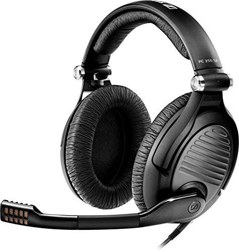 Amazon Cyber Monday Woche Sennheiser PC 350 Special Edition 2015 Gaming-Headset schwarz um 99,00 €( Preisvergleich 198,92 €)