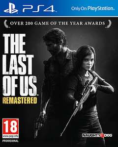 Gameware.at: The Last of Us Remastered um €25,90