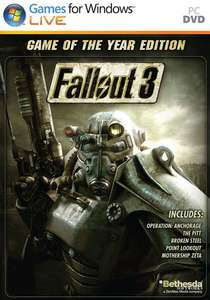 [Gamesplanet.com] Fallout 3 GOTY und New Vegas STEAM Key nur je 3,40€!