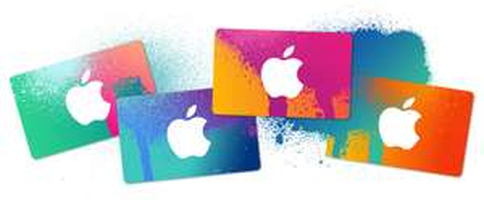 iTunes Karten mit bis zu 20% Rabatt - bis 22.12.2015