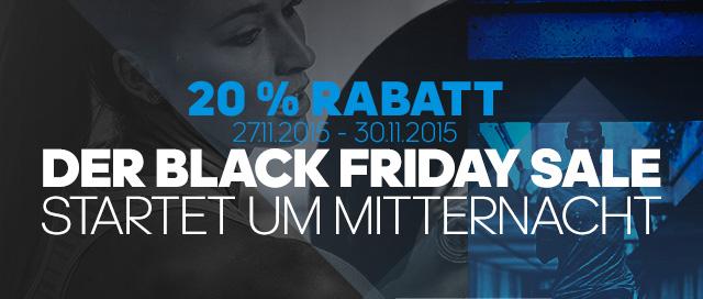 [Adidas] Black Friday -20% auf alls außer MI Artikel