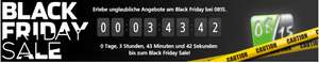 [0815.at] Black Friday Sale ab 26.11.2015 19:00