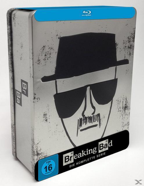 Libro: Breaking Bad - Die komplette Serie (Limited Edition) Blu-ray für 49,99€ bzw. 44,99€ mit Gutscheincode