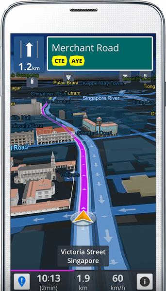 Sygic Navigation Black Friday - bis zu 70% sparen (iOS, Android, Windows)