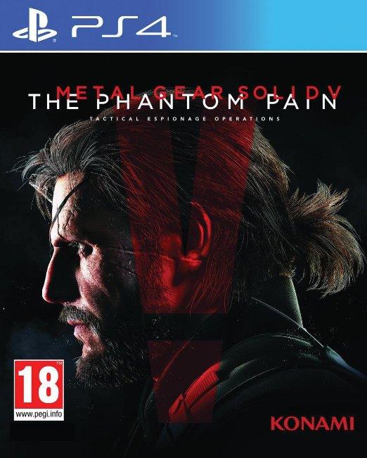 [Amazon.de] Metal Gear Solid V: The Phantom Pain (alle Plattformen) ab 14,99€