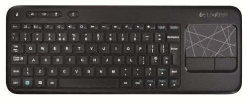 Logitech K400 Wireless Touch Tastatur (QWERTZ) um 21 €