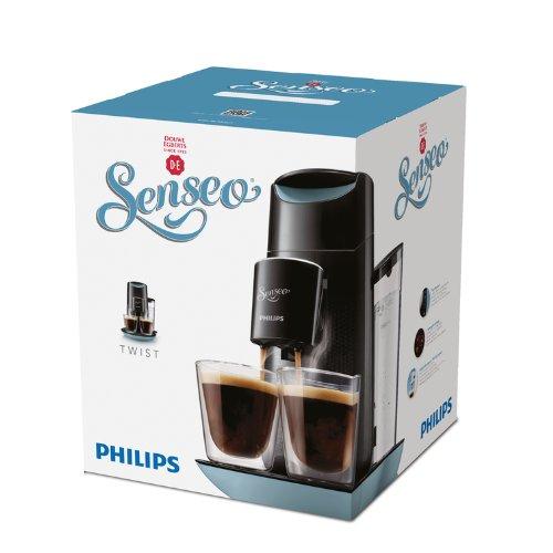 """Philips HD7870/60 """"Senseo Twist"""" Kaffeepadmaschine um 59,99 € - 25% sparen"""
