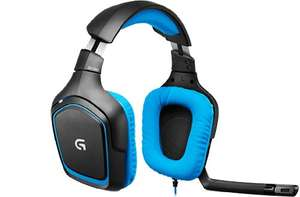 Amazon Blitzangebot: Logitech G430 Gaming Headset (bis 13:00 Uhr!)
