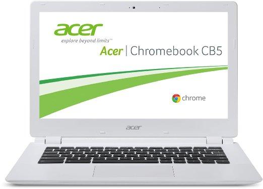 Amazon Acer Chromebook CB5-311-T0B2 33,8 cm (13,3 Zoll) Notebook (NVIDIA NV Tegra K1, 2,1 GHz, 2GB RAM, 32GB eMMC,) um 179,00 € (249,00 € )