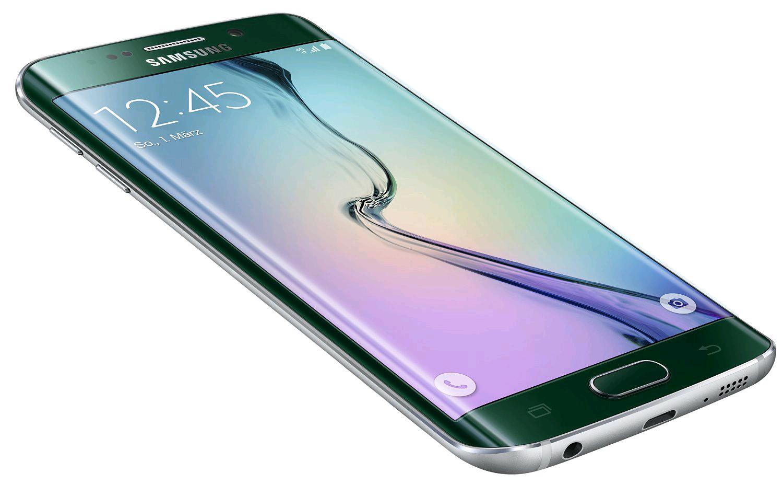 Samsung S6 Edge 32GB grün