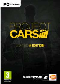 [CDKeys] Tagesdeal: Project Cars Limited Edition (Steam Key) für 20,78€ | 30% Ersparnis