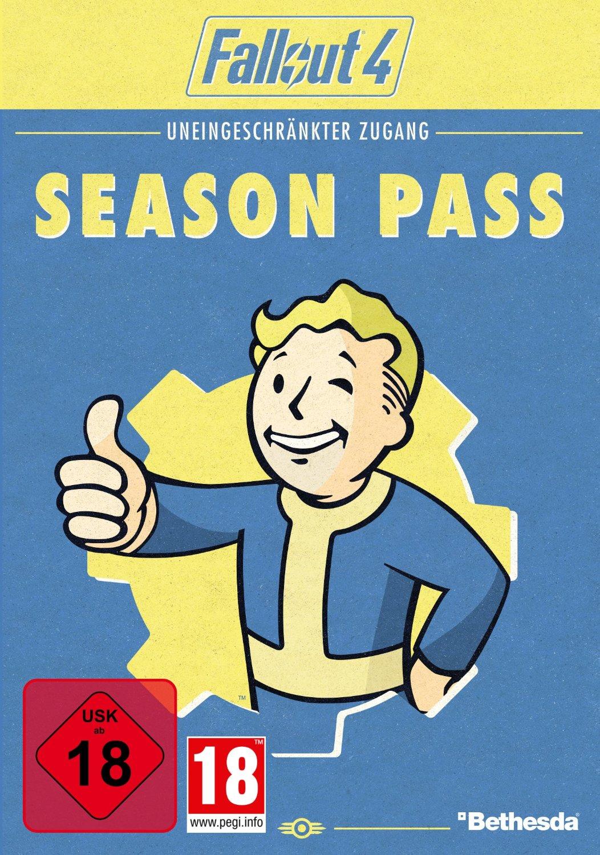 Fallout 4 - Season Pass für PC um  21,99 € (Preisvergleich ab 29,99 € )