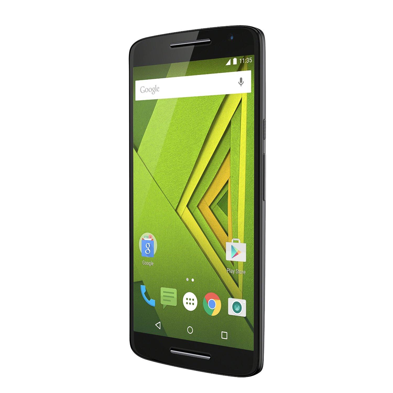 Amazon Moto X Play Smartphone (5,5 Zoll) Display, 16 GB Speicher, schwarz um 296,00 €(Preisvergleich 319,00 €)