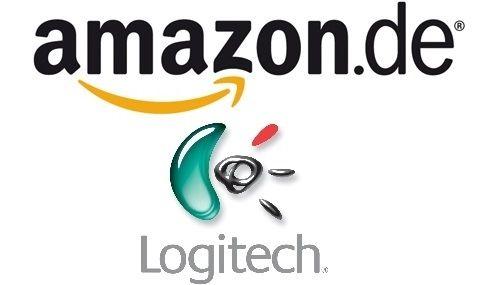 (Amazon) Logitech-Aktion: 2 Artikel kaufen und 50% beim Günstigeren sparen