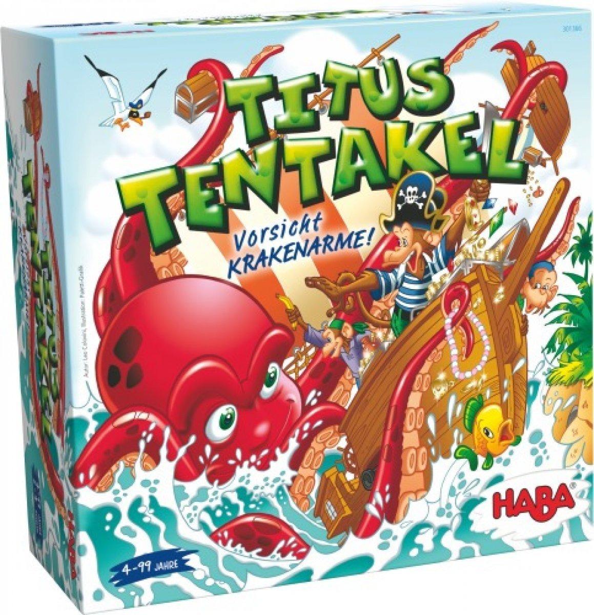 Amazon - Titus Tentakel von HABA um 15,59 €( Preisvergleich 22,98 €)