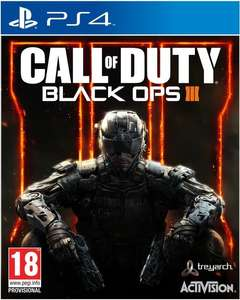 Call of Duty Black Ops III PS4 @ GamesOnly