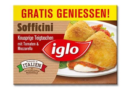 """Iglo """"Sofficini"""" (fast) gratis testen - bis zu 2,99 € sparen"""