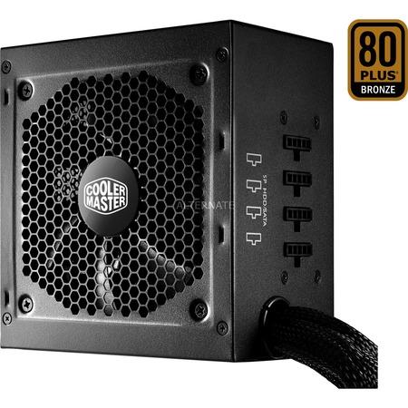 """[zackzack.de] Cooler Master Netzteil 550W 80PLUS Bronze """"G550M"""" nur 49,90€"""