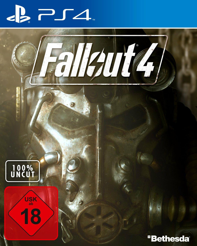 Fallout 4 für PS4, PC und XBOX ONE