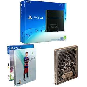 Amazon PlayStation 4 Bundles zum Aktionspreis ab 333,00 € ( Version [CUH-1216A] )