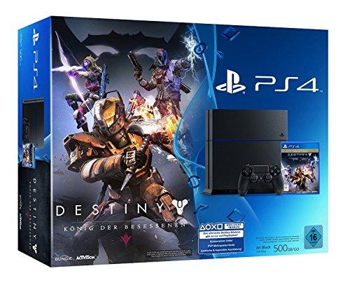 Sony PlayStation 4 [500 GB - CUH-1116A] + Destiny um 299 € - bis zu 23% sparen