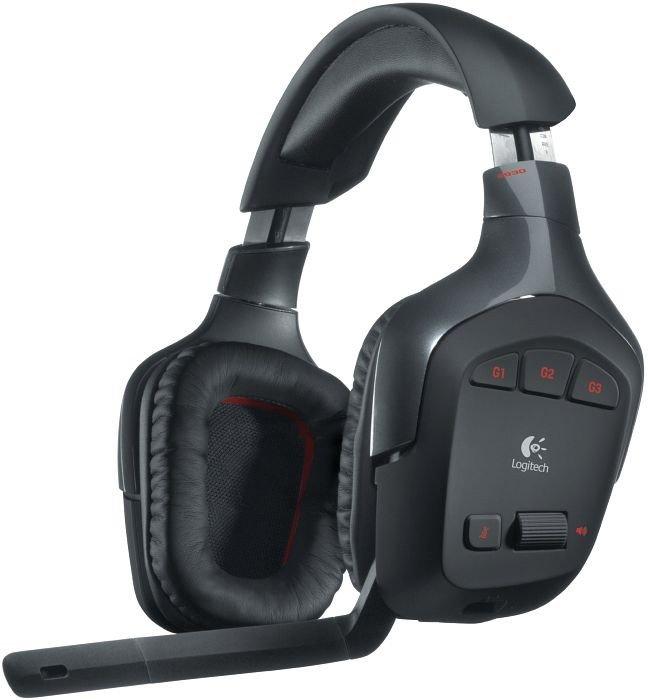 Logitech Wireless 7.1 Surround Sound Gaming Headset G930 (PS4/PC) für 99,90 € inkl. VSK