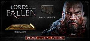 [funstockdigital.co.uk] LORDS OF THE FALLEN - DIGITAL DELUXE EDITION nur 8,15€