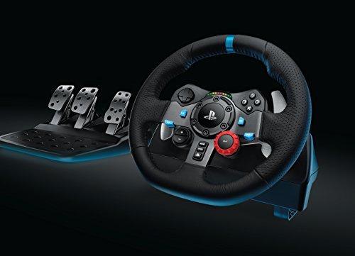 [Amazon.de] GEIL!! -> Logitech G29 Driving Force-Rennlenkrad (PC/PS3/4) nur 251,09€