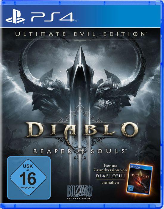 Diablo 3: Ultimate Evil Edition (deutsch) (PS4) bei Amazon.de