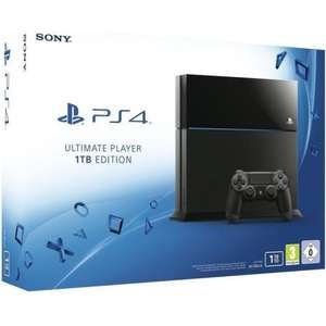 [ebay.at - Price-Guard AG] - Sony PlayStation 4 PS4 black Ultimate Player 1TB Edition