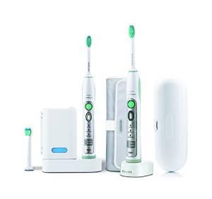 Amazon Philips Sonicare HX6932/34 FlexCare Schallzahnbürste 2. Handstück,weiß/grün um 111,00 €( Preisvergleich 149,00 €)