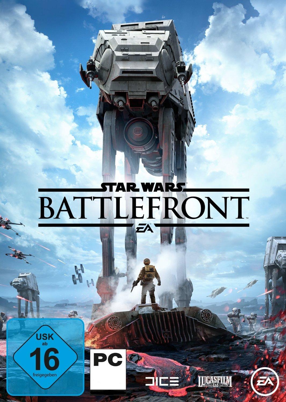 [Amazon.de] Starwars Battlefront nochmals günstiger! PC/Origin nur 34,99€