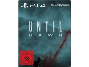 [Saturn.de] PS4 Until Dawn Special Edition nur ~35€ (Logoix)
