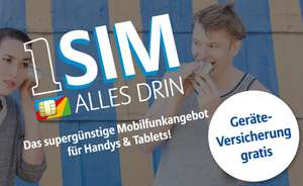 """""""Allianz SIM"""" Phone Tarif jetzt mit LTE um 14,90"""