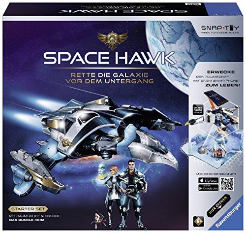 Amazon Space Hawk Starter Set inkl. Episode Das dunkle Herz um 24,99 € ( Preisvergleich ab 34,99 € )