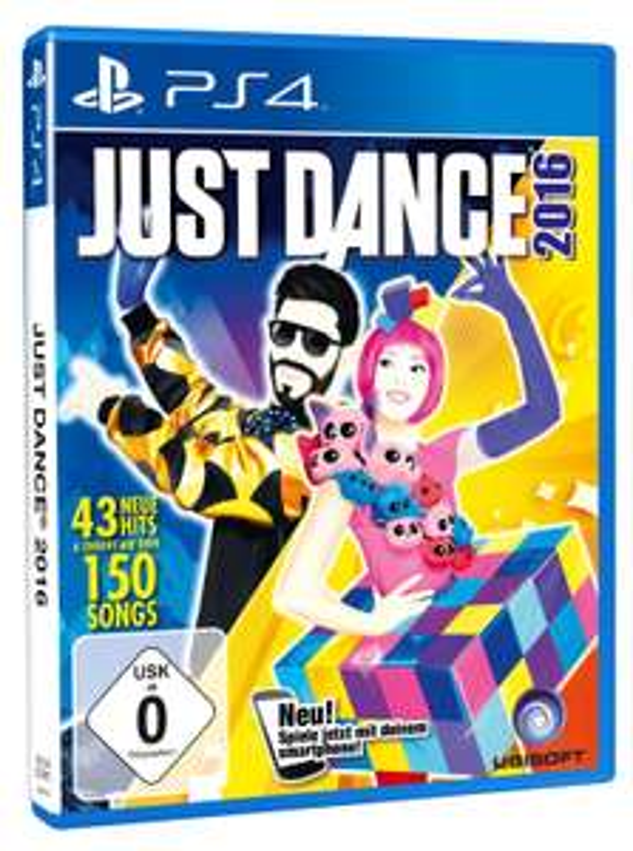 [Amazon.de] Just Dance 2016 PS4 um 29,97€