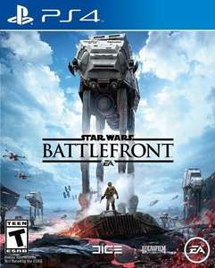 [CDKeys] Star Wars Battlefront PS4 ( für US Account) um 16,81€ - Ersparnis: 52%