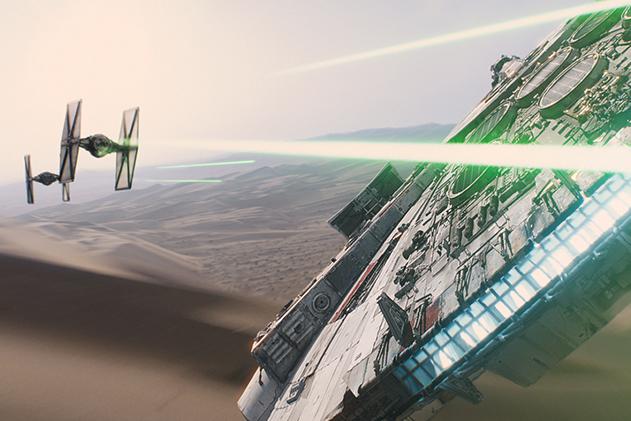 Star Wars Episode 7: The Force Awakens - Soundtrack GRATIS
