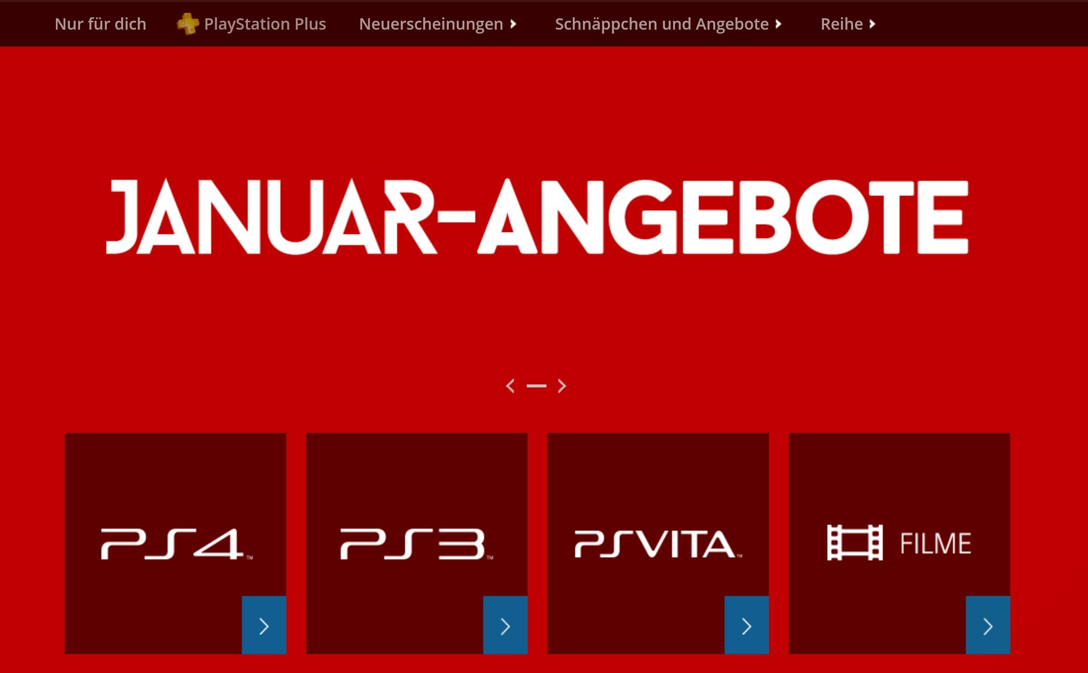 [PSN] Viele Games reduziert! zB Witcher 3 für 34,99€, Destiny: König der Besessenen - Legendary Edition für 29,99€